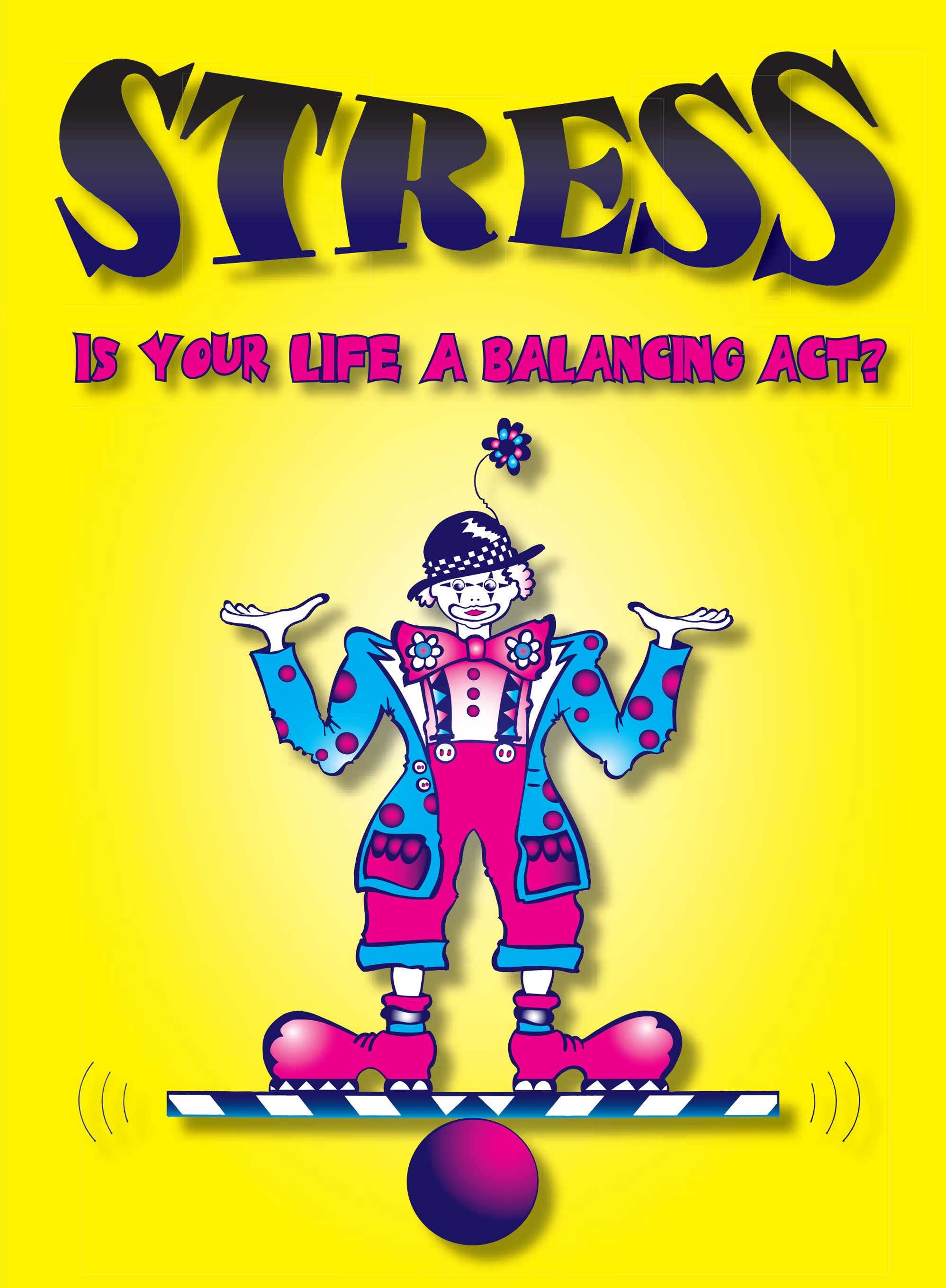 Stress - is your life a balancing act?